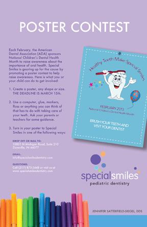 special smiles poster contest - specialsmilesdentistry.com