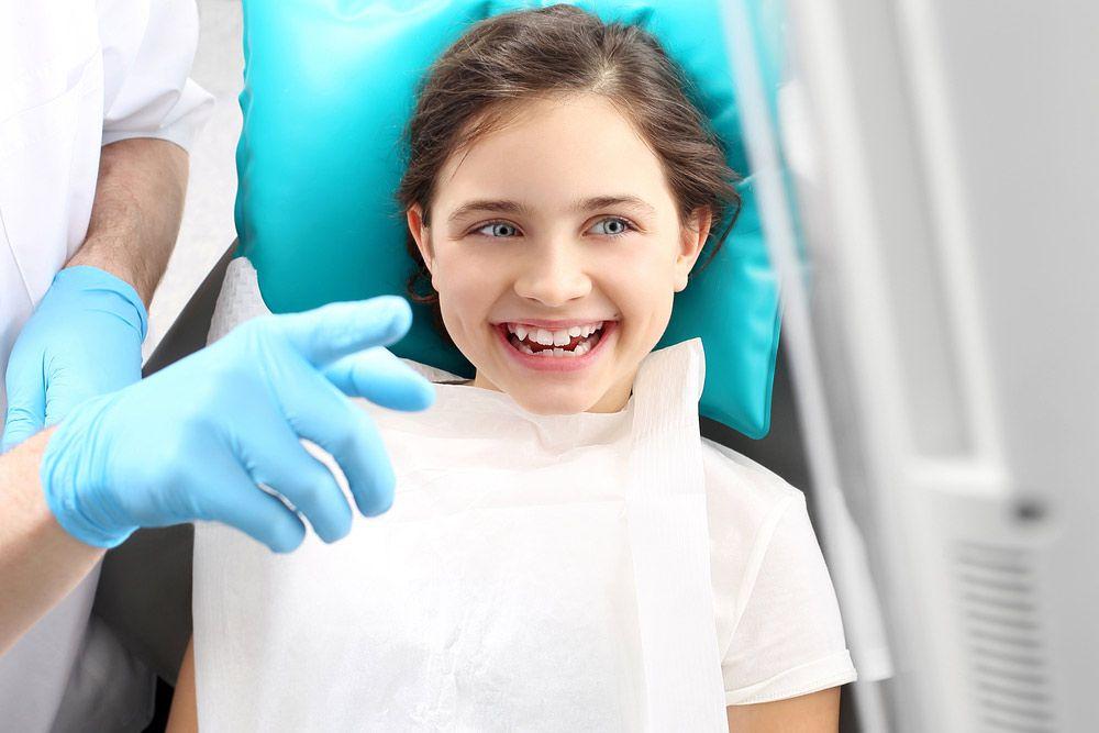 kid dental sealants