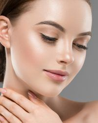 achieve smooth, blemish-free skin by 100% beauty by md