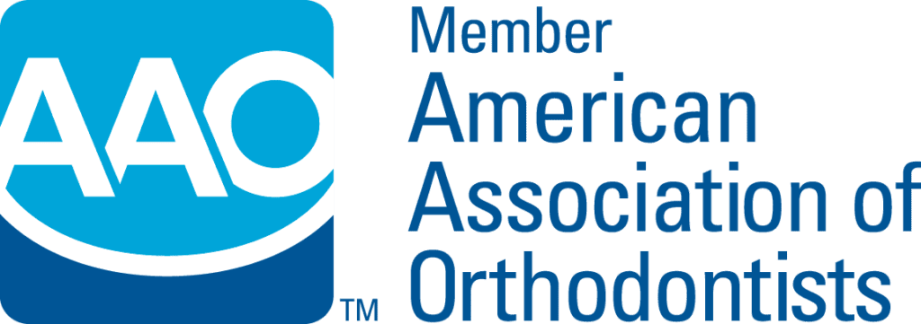 Burns Orthodontics AAO member
