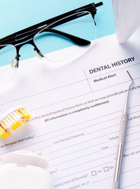 Registration Forms Summit Dentistry