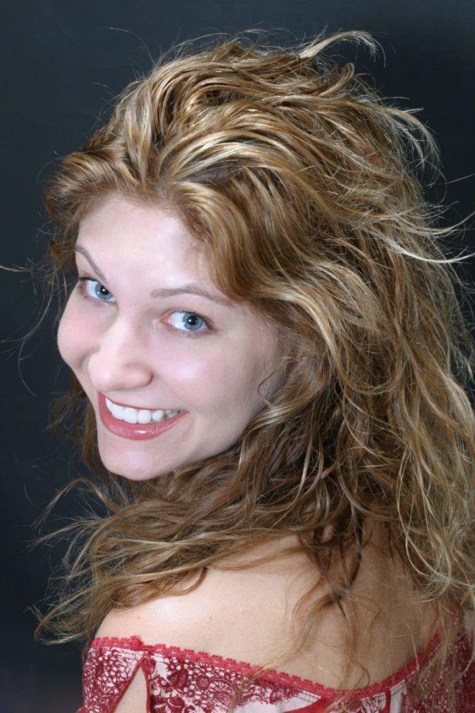 Beautiful Lady Smiling
