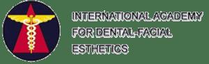 International Academy for Dental Facial Esthetic Logos