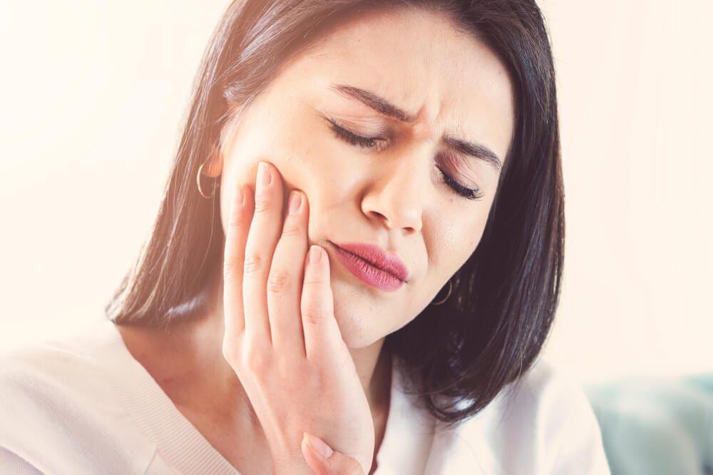 toothache patient