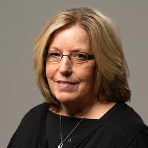 staff member Debbie