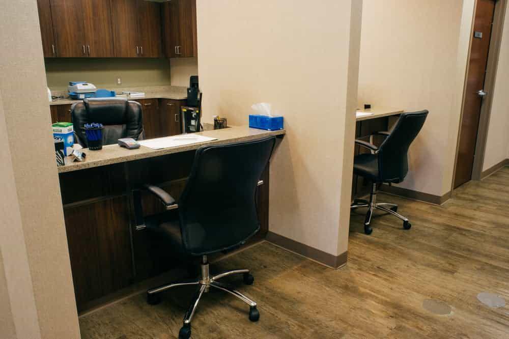 Member's view of Covington Dental